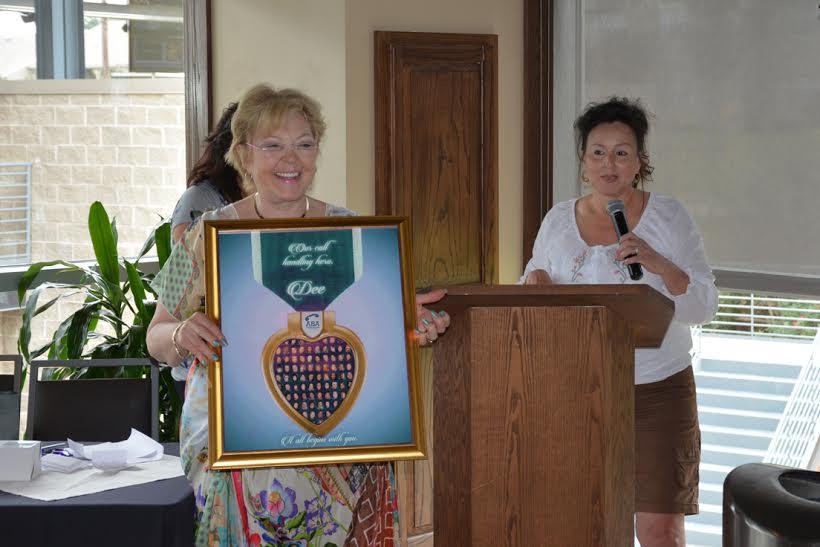 ABA Purple Heart Award