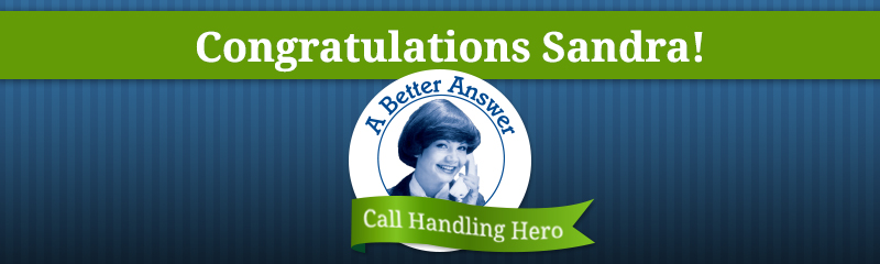 ABA January Call Handling Hero®