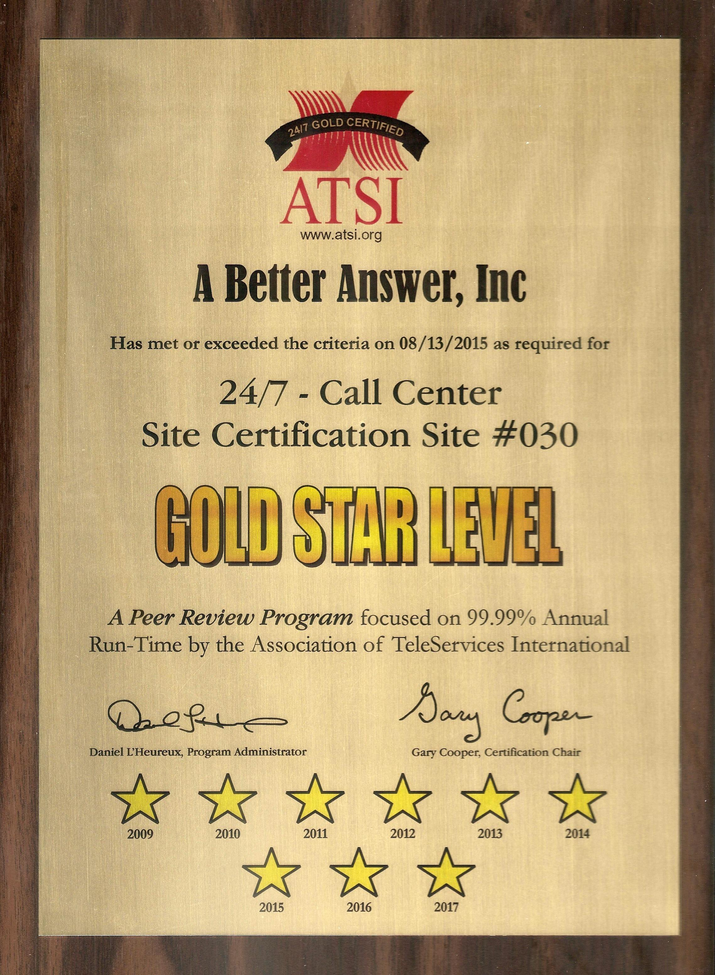 ATSI Gold Star Certified 2015.jpg