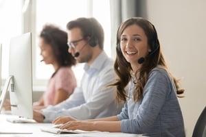 hire call center rep