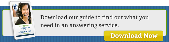 what to look for in an answering service