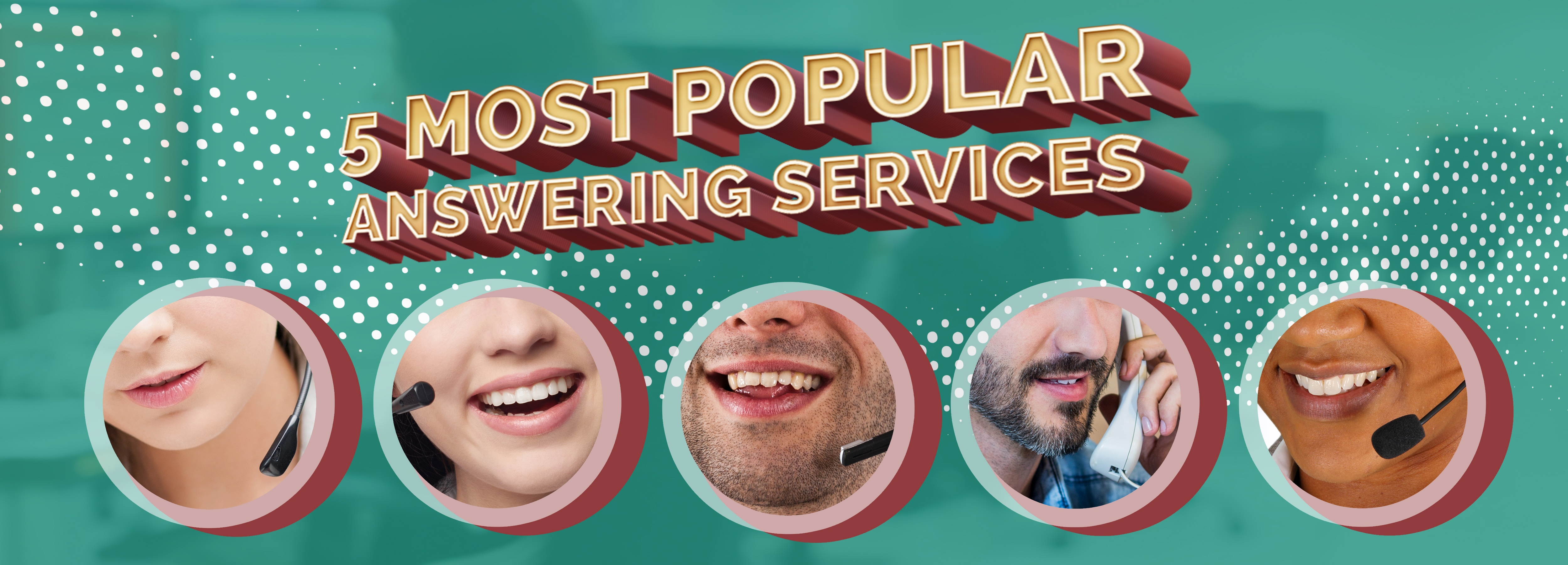 The 5 Most Popular Answering Services