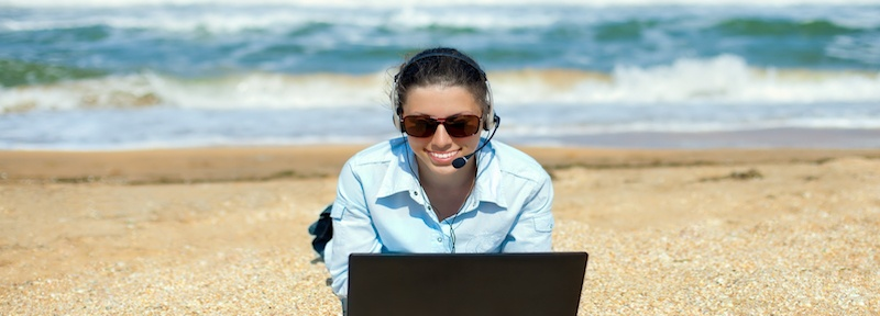 3 Reasons To Hire an Answering Service in the Summer