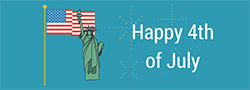 Happy Fourth of July From A Better Answer Call Centers!